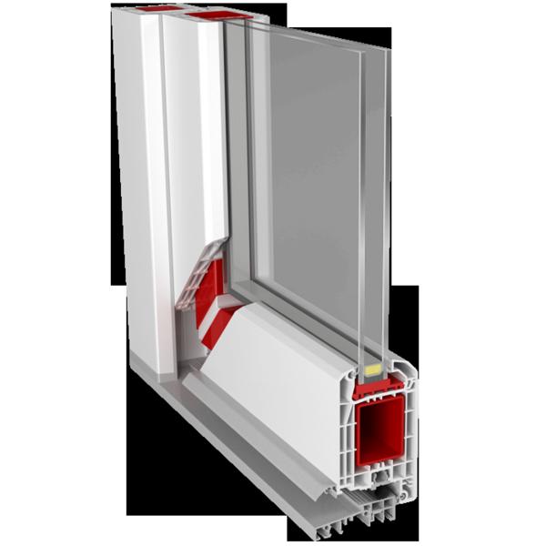 Fenster fachhandel aluplast 4000 for Aluplast fenster