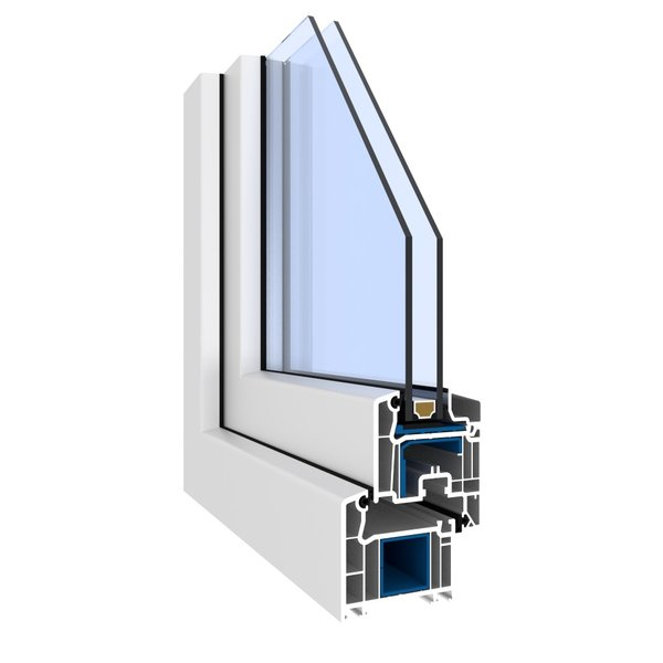 Fenster fachhandel veka softline 70mm for Fenster veka