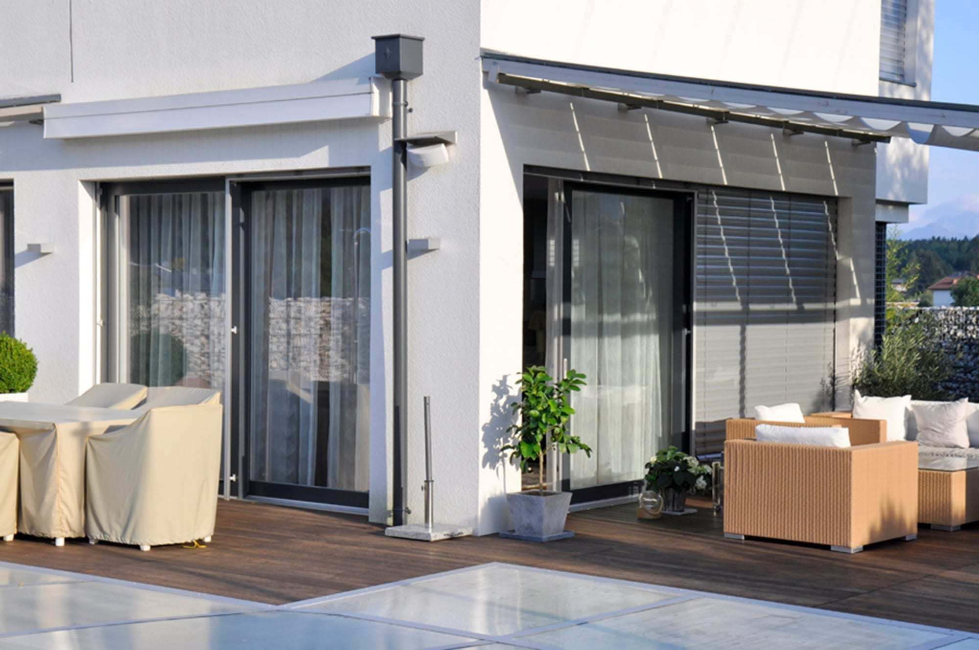 Fenster fachhandel k mmerling 88mm md mit alu vorsatzschale for Fenster 0 95