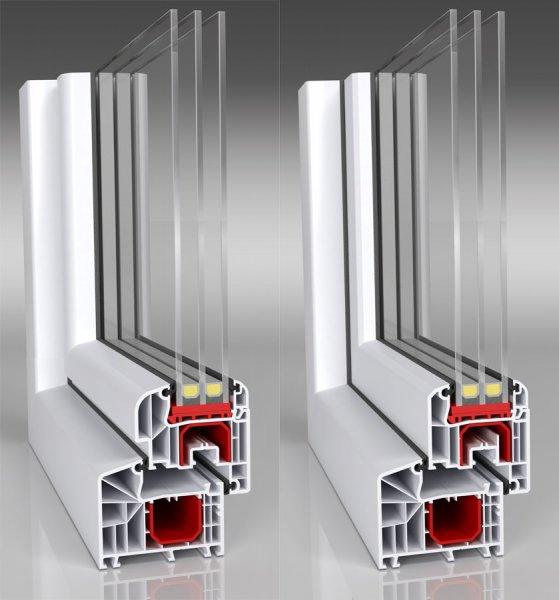 Fenster fachhandel aluplast 4000 new for Aluplast fenster